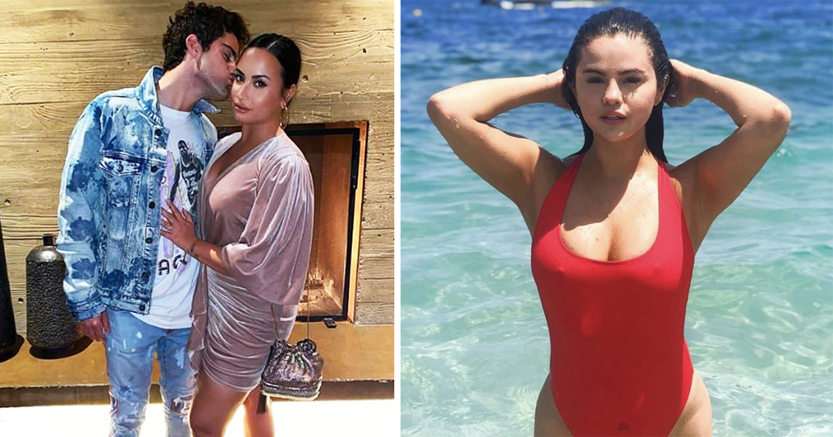 Demi Lovato Splits Up With Fiance Max Ehrich As He Was Accused Of Sending 'Thirsty Messages' To Selena Gomez