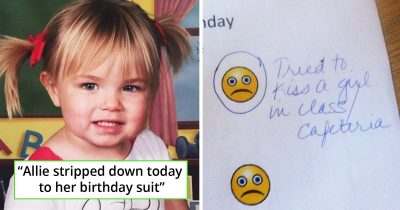 30 Hilarious Times Parents Receive Cringy Notes From School Teachers