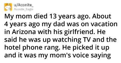 17 Stories From People Who Somehow Slipped Into A Twilight Zone