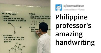 These 30 People's Insanely Beautiful Handwriting Are Actual Perfection
