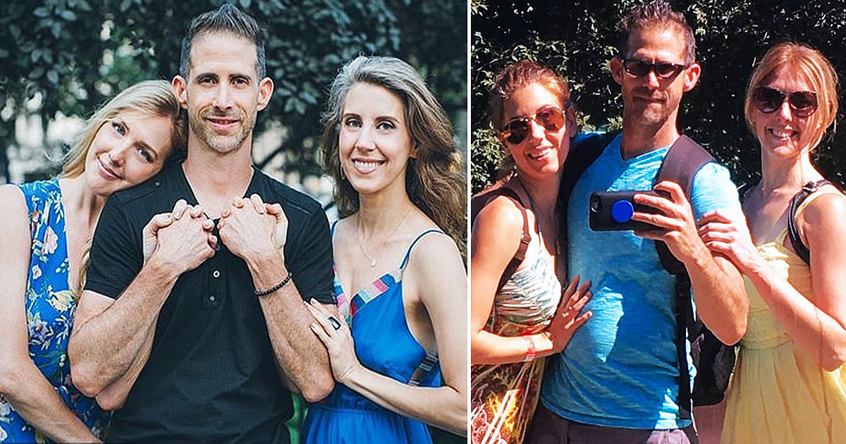 Man, 46, Forms A Trio With Two Women After Ending His 19 Years Marriage