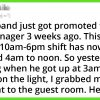 Woman Sleeps In The Guest Room After Her Husband Refuses To Stop Turning The Light On At 3 Am
