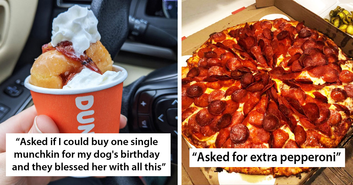 18 Times People Really Got What They Ordered For