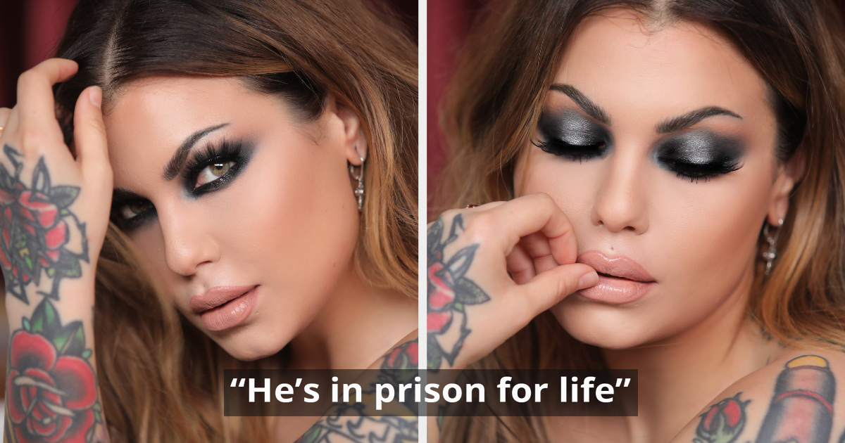 Woman Combines Makeup And Crime Mysteries, And The Results Are Thrilling