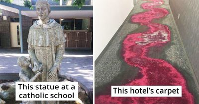 28 Hideous Designs That Can Never Be Explained Logically