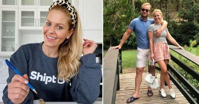People Got Mad At Candace Cameron Bure As She Posts Pic Of Husband Grabbing Her B**b