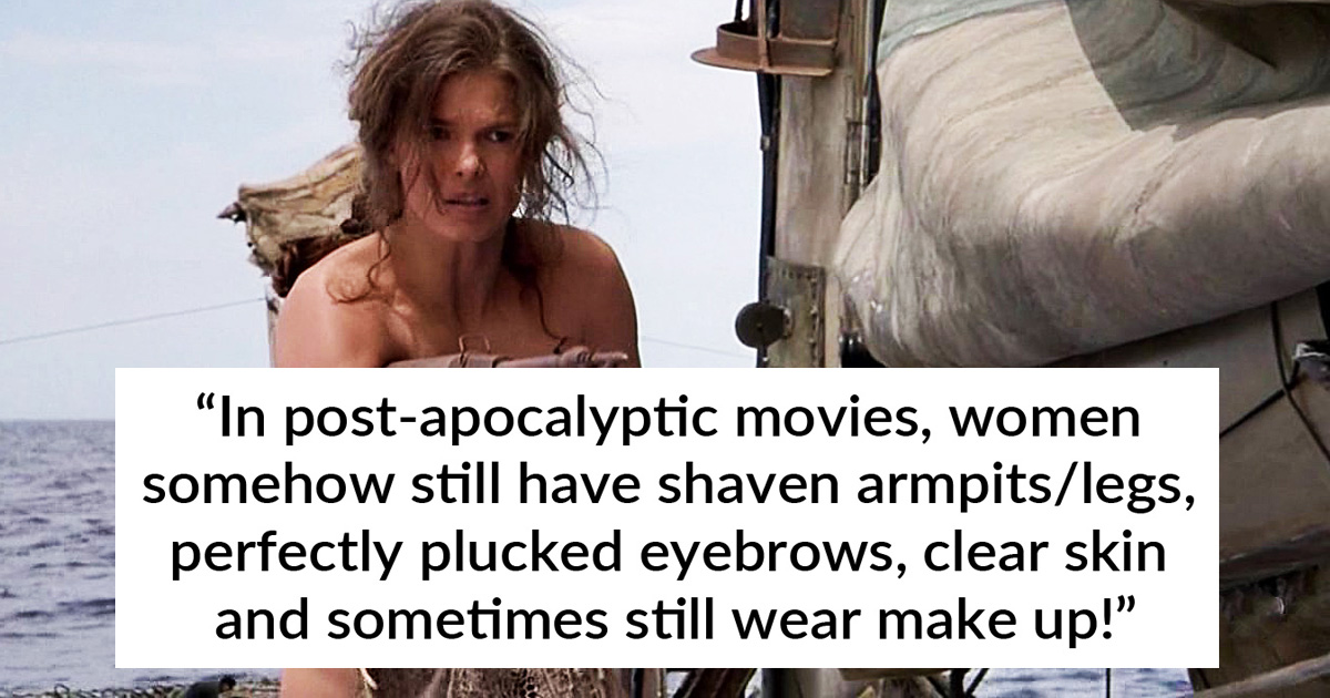 25 Unrealistic Things About Women Portrayed In Movies