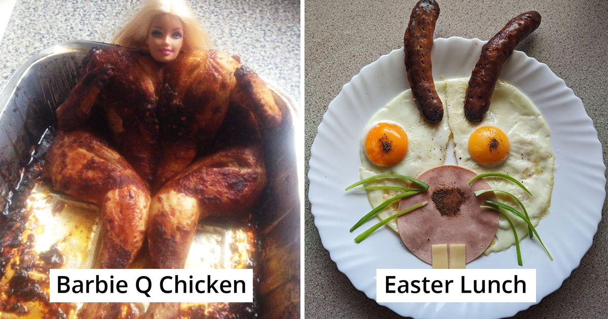 25 People Share The Most Unique Plates In The 'Rate My Plate' Group