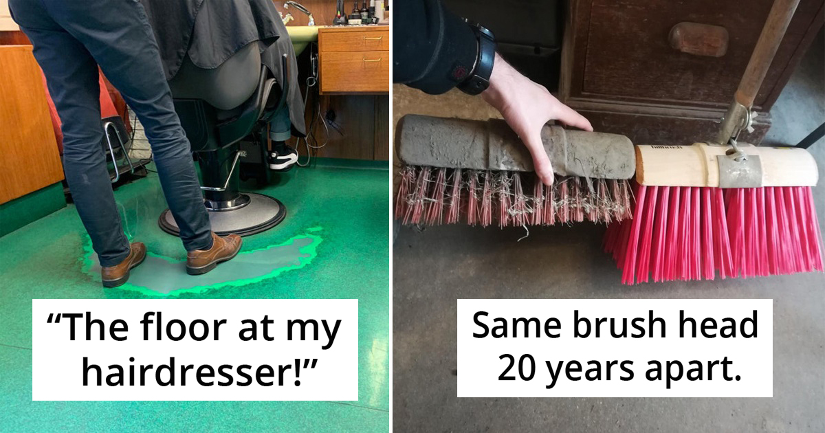 20 People Who Proudly Shows How Well Worn Their Things Are