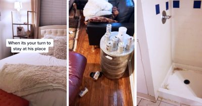 'My Place Vs His Place': Girlfriends Are Showing How Different Boyfriends' House Are