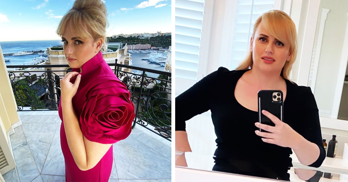 Rebel Wilson Reveals She's Just 6.5lbs Away from Her Goal Weight