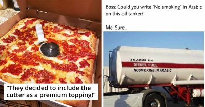 30 Hilarious Times People Failed At The One Job They Had