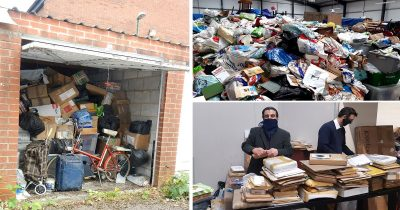 Man Finds Around $5m Treasure Trove Of Over 60k Rare Items In Late Bro's Home