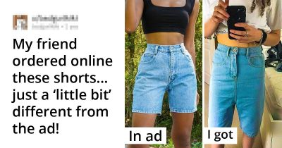 18 Online Purchases That Proved To Be A Hilarious Disappointment