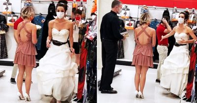 Bride Ambushes Fiance At His Work And Demands He Marry Her On-The-Spot