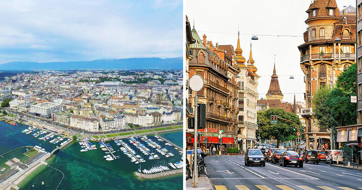 Geneva Is Set To Introduce 'World's Highest Minimum Wage' $53,370 Per Year