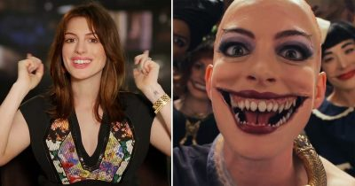 Anne Hathaway Reveals Her Makeover For The Witches Remake