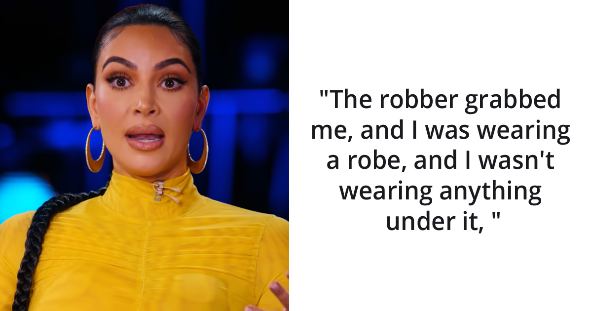 Kim Kardashian Talked About Being Robbed In Paris On The Netflix Show