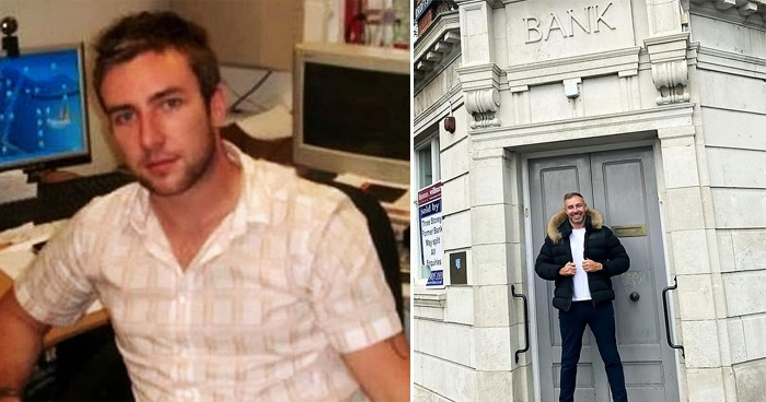 Man Bought The Same Bank That Denied Him A Loan For Being 'Too Young'