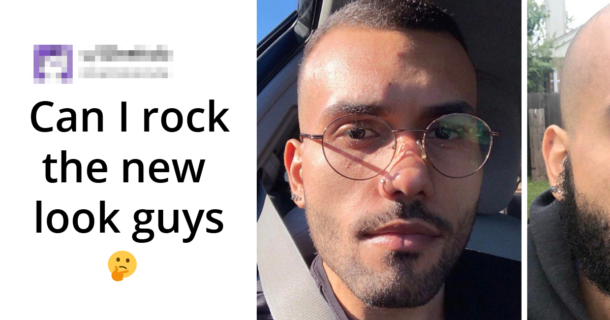 25 Men Who Spent Enough Time And Effort For An Upgraded Look