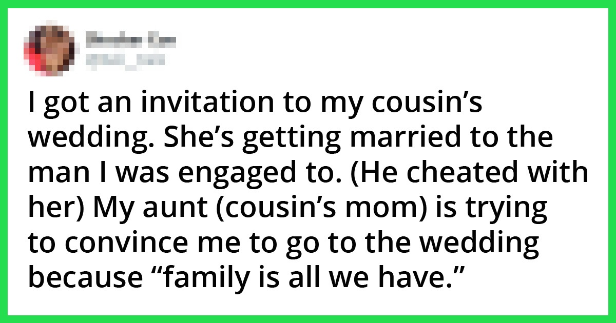 30 Awful Wedding Stories That Really Deserve Some Shaming