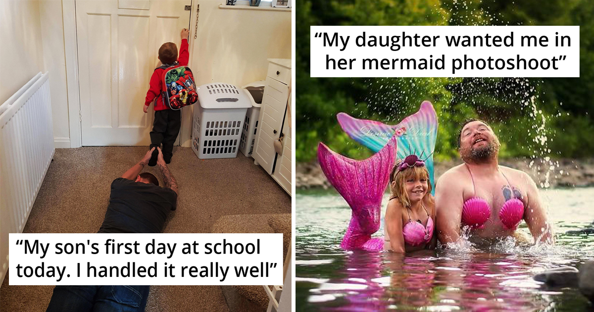 20 Dads Who Absolutely Nailed The Parenting Game