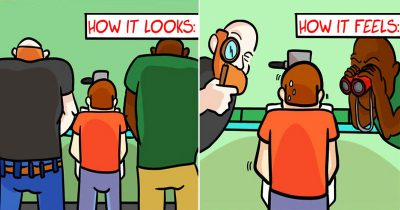 Artist's 30 Hilarious Comics About Socially Awkward People