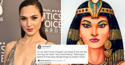 Gal Gadot Cast As Cleopatra And Receives Splitting Opinions From People