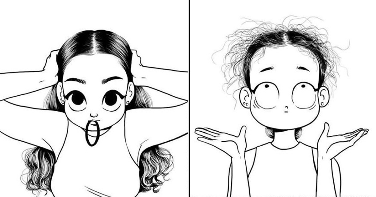 30 Hilarious Comics That Every Girl Has Experienced In Their Life