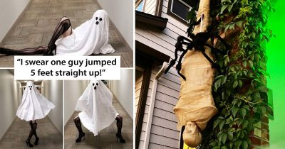 These 32 People's Halloween Costumes And Decorations Will Surprise Everyone