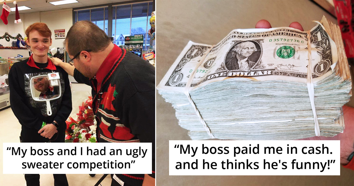 29 Examples That Show Hilarious Side Of Boss-Employee Relationship