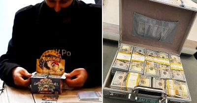 YouTuber Left Distraught After Livestreamed $375K Pokémon Trading Cards Turned Out Fake