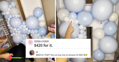 Woman On TikTok Slammed For Her 'Overpriced' Balloons
