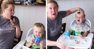 Amy Schumer Left Stunned After Her Son Said 'Dad' For The First Time