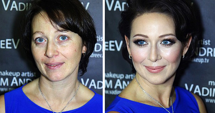 Makeup Artist Gives People Magical Transformations With 'A Cinderella Effect'
