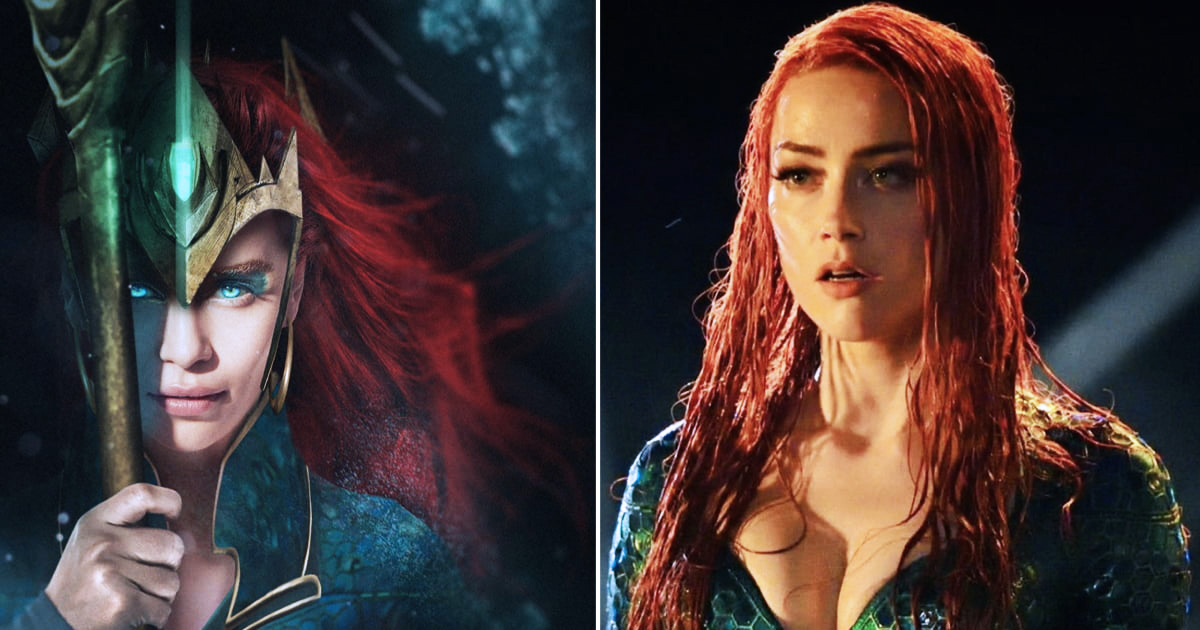 Remove Amber Heard From 'Aquaman 2' Petition Has Crossed 1.1 Million Signs