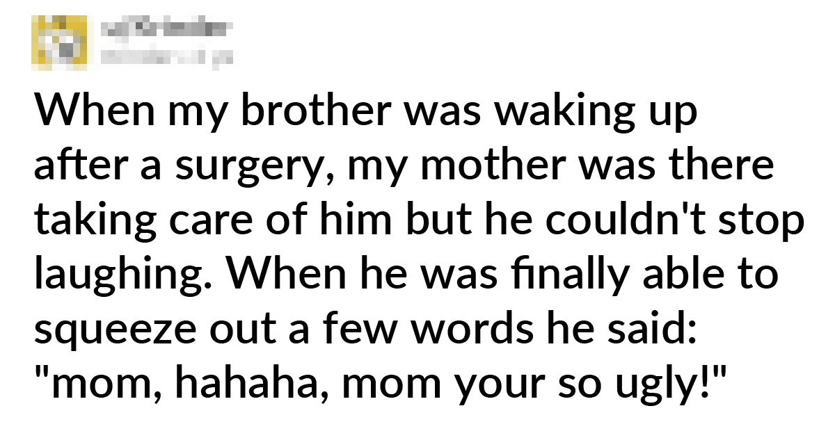 18 People Share Hilarious Things Patients Have Said Under Anesthesia