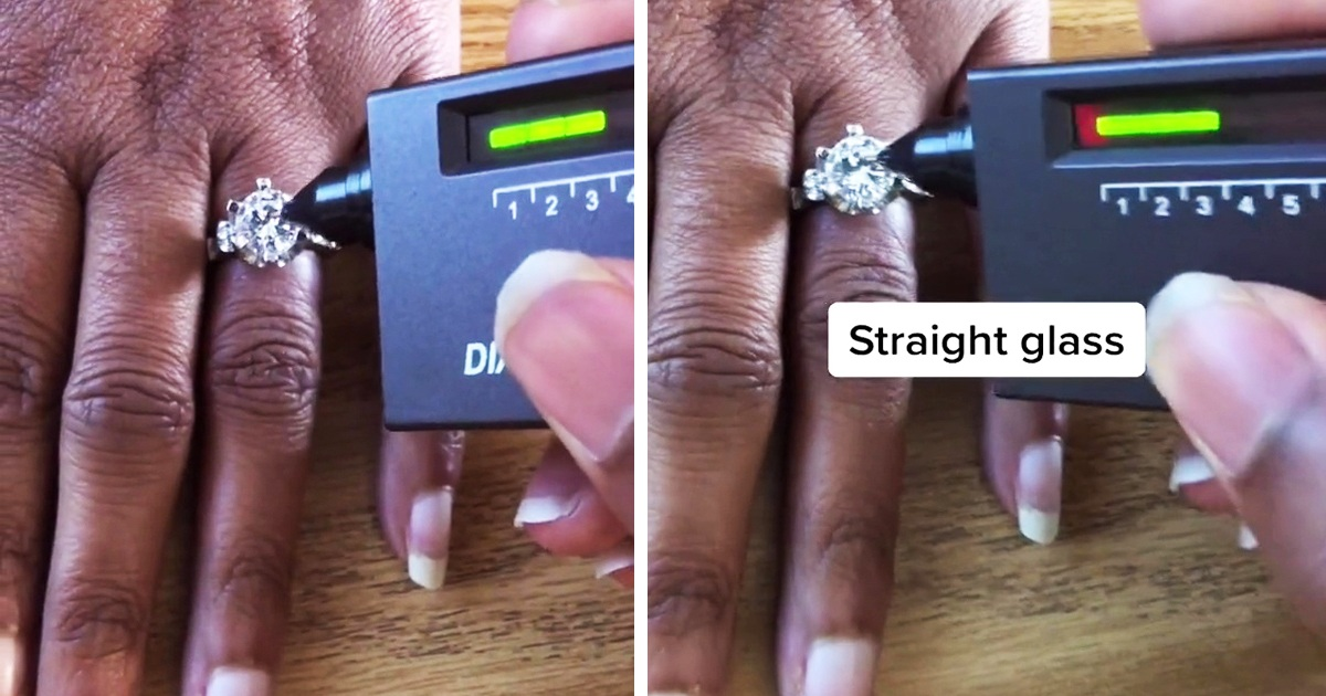 Woman Find Out Her Huge Engagement Ring Was Fake After 20 Years Of Marriage