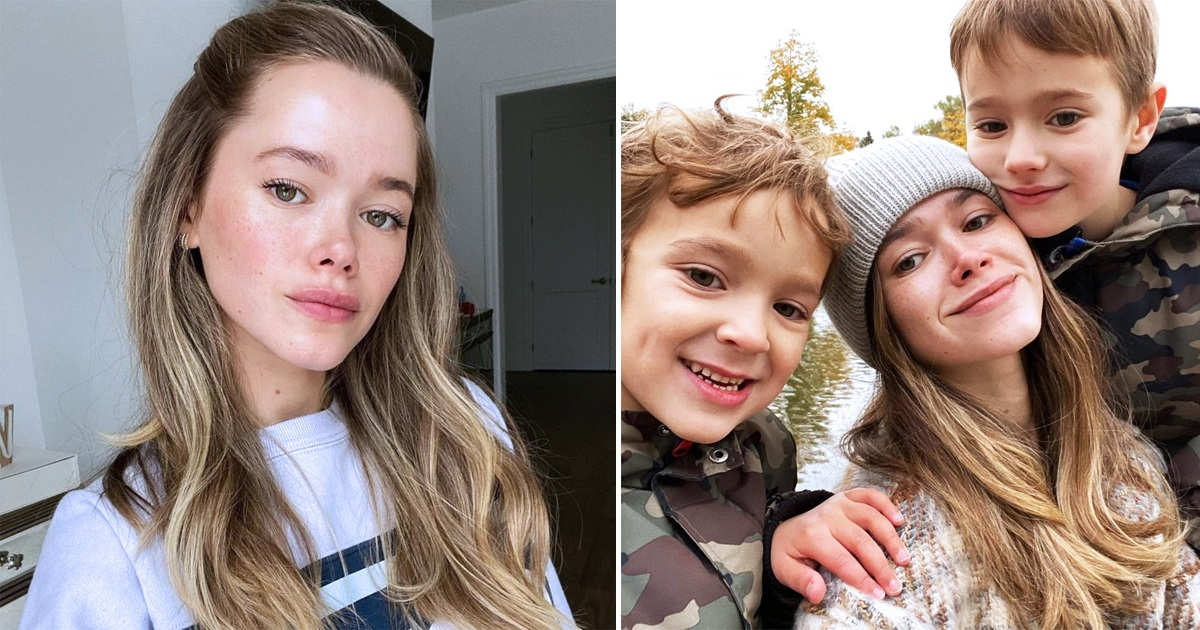 Mum-Of-3 Often Mistaken For Her Son's Sister Reveals The Secret Of Her Youthful Look