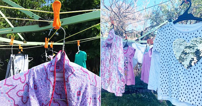 Mom Share Genius Hack That Cuts Off Ironing Hours From Laundry Routine And It's Epic