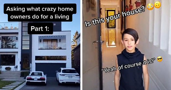 Man Asks Toronto's Lavish Home Owners What They Do For A Living, And It Goes Viral