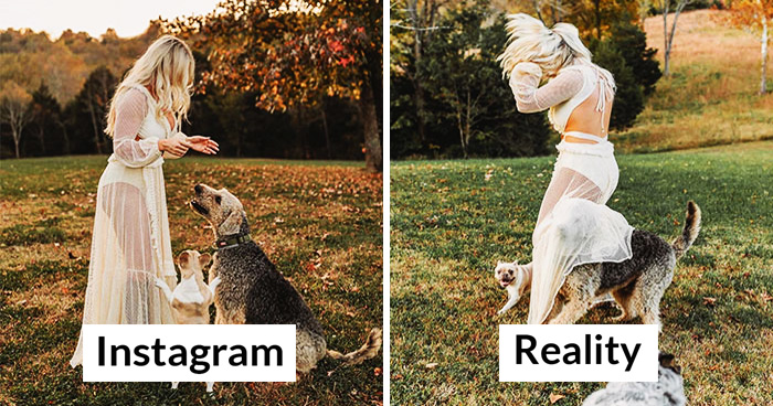 30 People Share Hilarious Instagram Vs. Reality Pics (New Pics)
