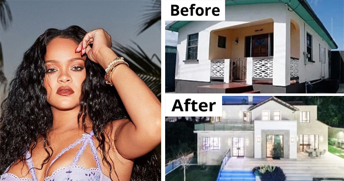 Someone Reveals The Difference Between Celebrity Homes Before And After They Found Fame
