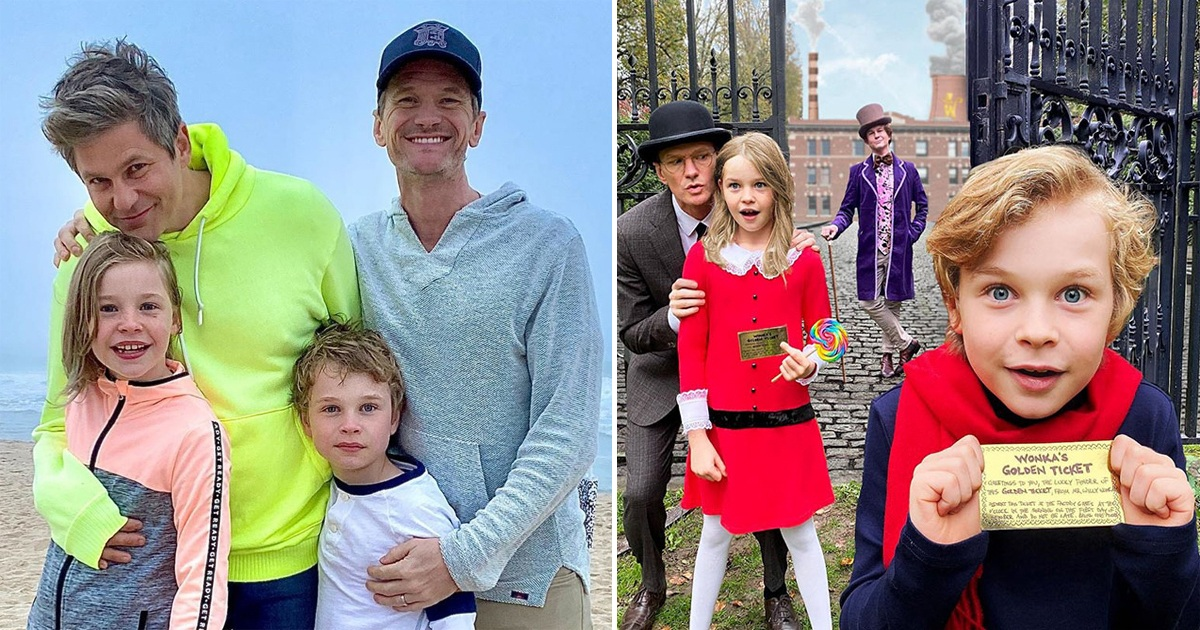 Neil Patrick Harris Family Nailed Halloween This Year Again With Their Costumes