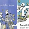 Polish Artist Illustrates How You Can Trick The Rich Into Paying More For Tax