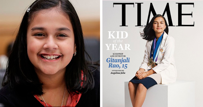 Young Inventor, 15, Named TIME's First-Ever Kid Of The Year