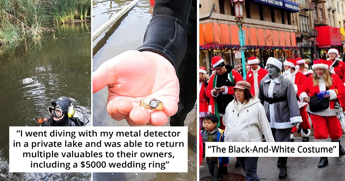 20 Interesting As Heck Pics That Will Make You Curious