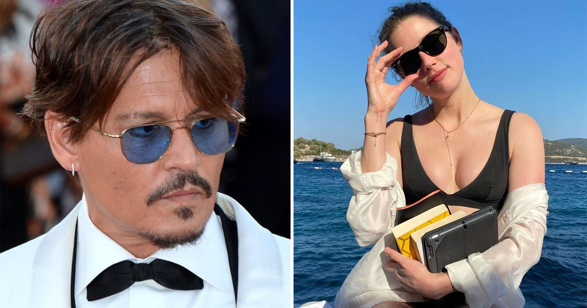 Johnny Depp Wanted To Have Amber Heard Replaced From 'Aquaman'