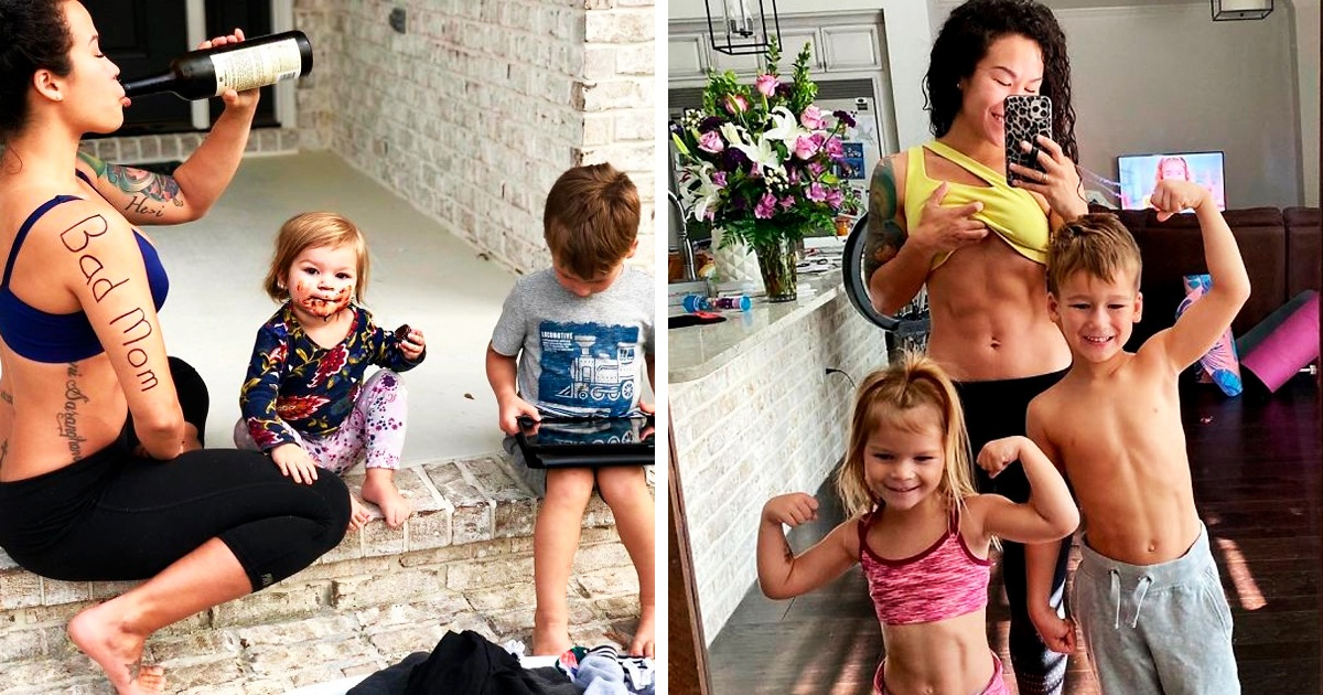 Mom Reveals Reasons Why She's Been Called A 'Bad Mom' And It Went Viral