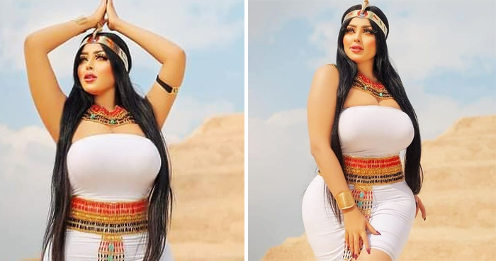 Photographer Arrested For Pyramids Photoshoot Of A Model In Egypt